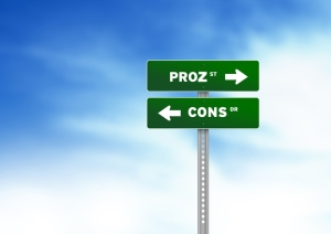 Proz-and-cons-sign