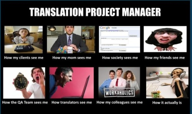 Translation Project Manager
