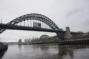 Tyne Bridge / Newcastle