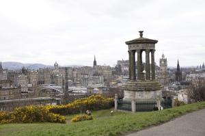 Calton Hill / Edinburgh