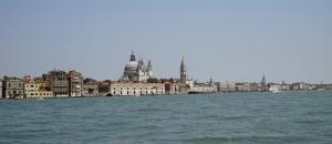 Venise vue depuis le Grand Canal