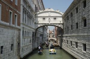 Il Ponte dei Sosperi alias le pont des Soupirs