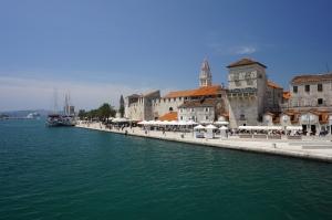 La cité médiévale de Trogir