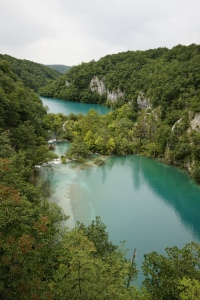 Les superbes lacs de Plitvice