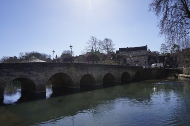 Le pont de Bradford on Avon