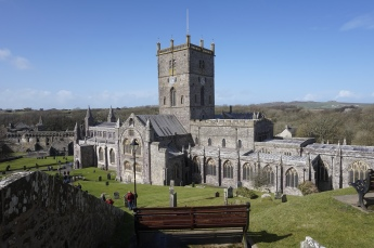Cathédrale de Saint David's
