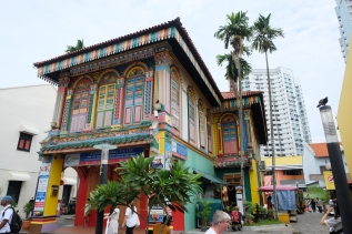 Les couleurs de Little India