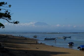 La plage de Sanur