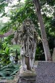 Statue de dieu