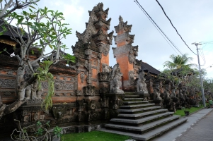 Temple à Ubud