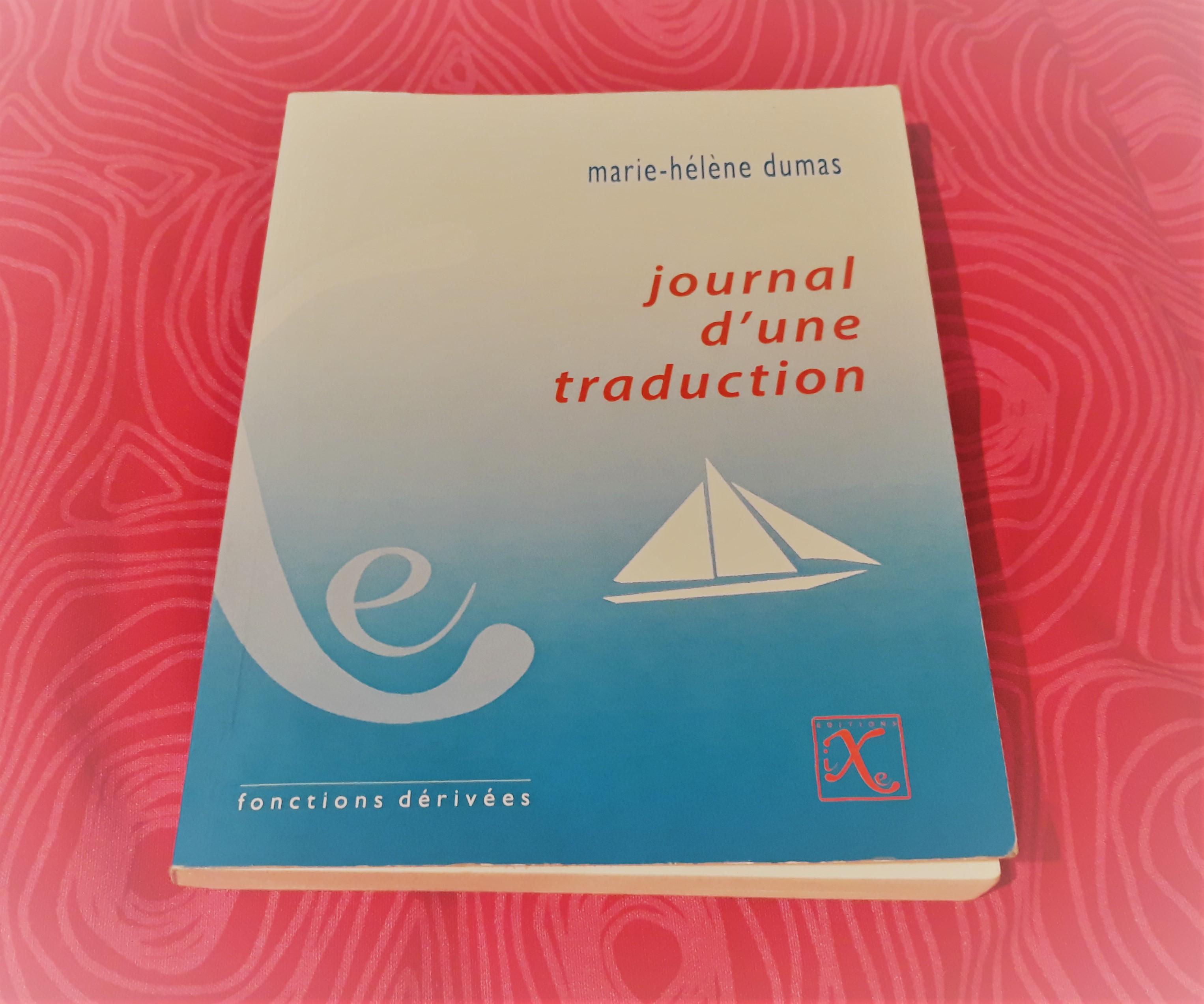 Journal d'une traduction