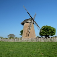 Le moulin de Bembridge