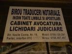 Bureau de traduction à Bucarest