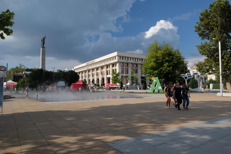carte postale   bulgarie et roumanie