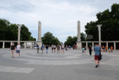 Entrée du Jardin maritime de Varna