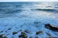 La mer à Constanta