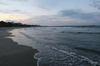 La plage de Constanta
