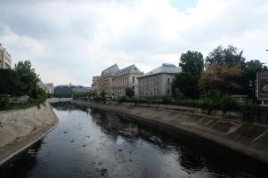 La Dâmbovița