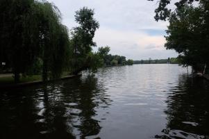 Le parc Herăstrău
